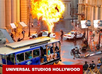 UNIVERSAL STUDIOS HOLLYWOOD - Universal Express - 01 Dia