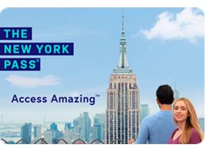 The New York PASS 7 dias